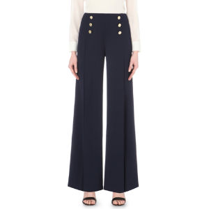Sheeba wide-leg trousers