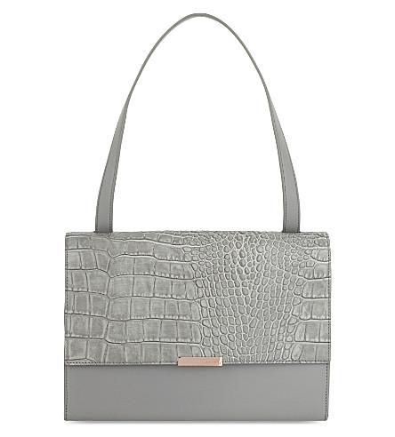 TED BAKER Lowri leather shoulder bag