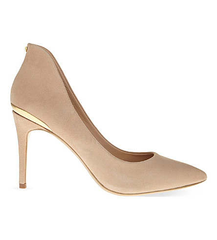 TED BAKER Saviy leather courts (Camel