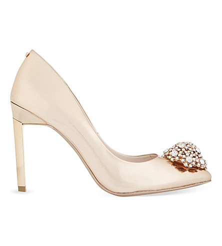 TED BAKER Peetch courts (Rosegold+col