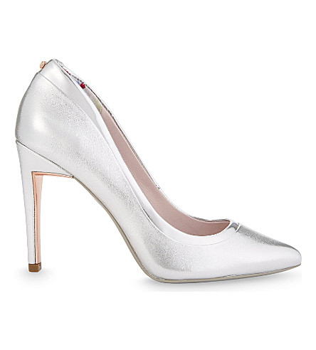 TED BAKER Sayuu leather courts