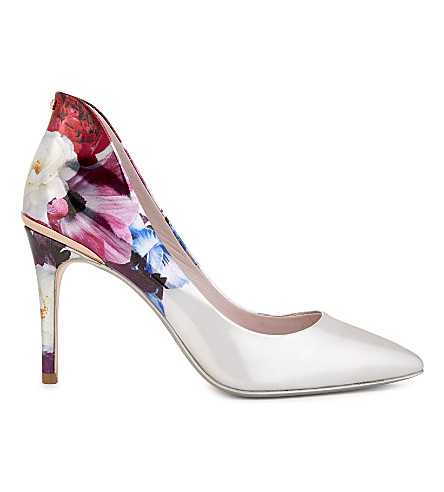TED BAKER Savei leather courts