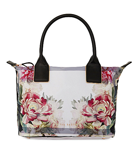 TED BAKER Nisha small tote (Baby+pink