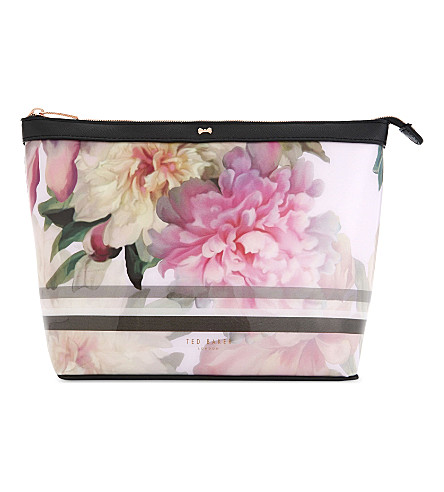 TED BAKER Magda large wash bag (Baby+pink