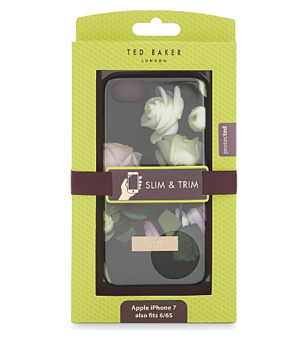 TED BAKER Earlee Kensington iPhone case (Black