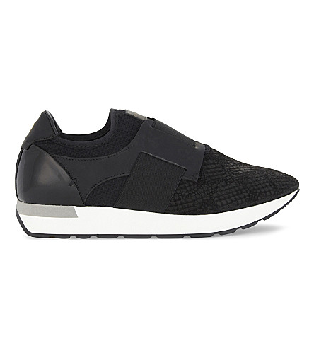 TED BAKER Kygoa slip-on trainers (Black