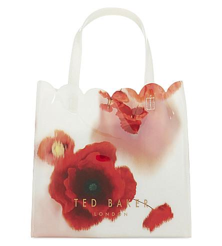 TED BAKER Melacon poppy tote (Mid+red