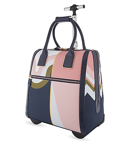 TED BAKER Alicima Mississipi travel bag (Mid+blue