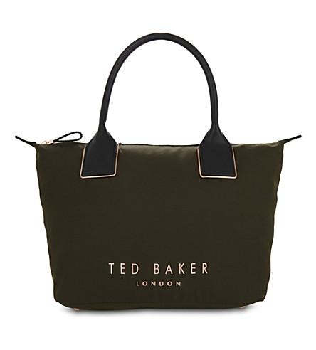 TED BAKER Amili tote (Khaki