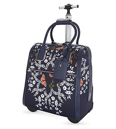 TED BAKER Dafni travel bag (Mid+blue