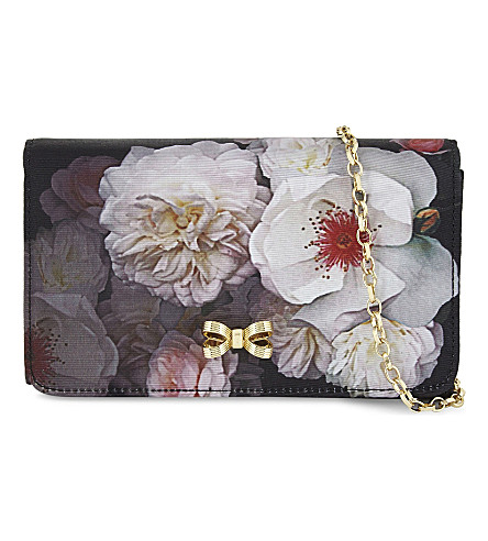 TED BAKER Chelsea cross-body bag (Black