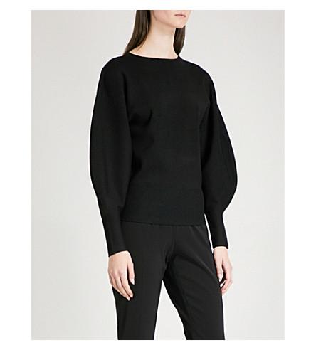 TED BAKER Popsah knitted jumper (Black