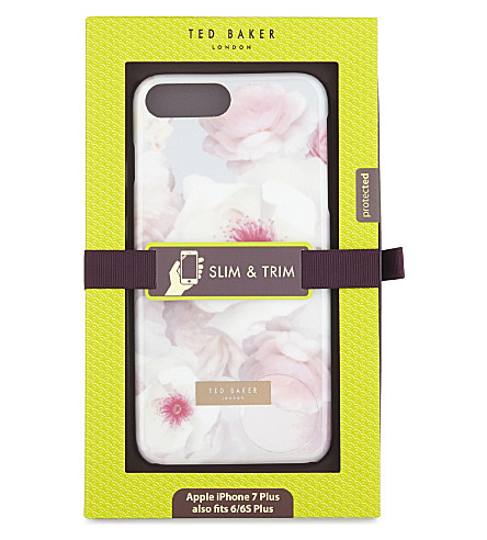 TED BAKER Chelsea iPhone case (Light+grey