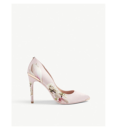 TED printed III BAKER pink TED BAKER Kawaap courts satin Light Fqxw5WIX4T