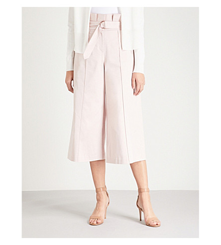 bolsa Visón cintura culottes papel cintura algodón TED Calllie algodón BAKER SAwzHt