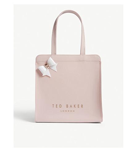 pequeño tote claro Bolso TED rosa Cleocon BAKER wqSnEI4