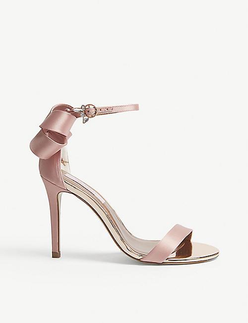 TED BAKER Heeled sandals Sandalo Donna scarpe Selfridges