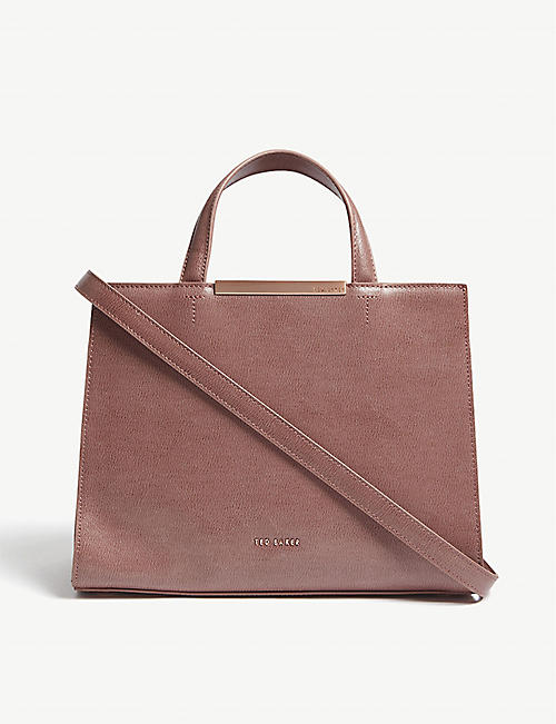 TED BAKER Madalyn leather tote b0f99ac24595d