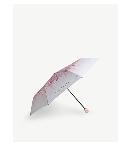 TED BAKER Ouvert umbrella (White
