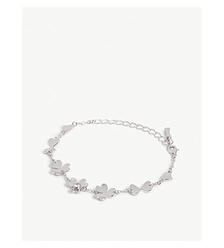 Hanaya heart blossom bracelet