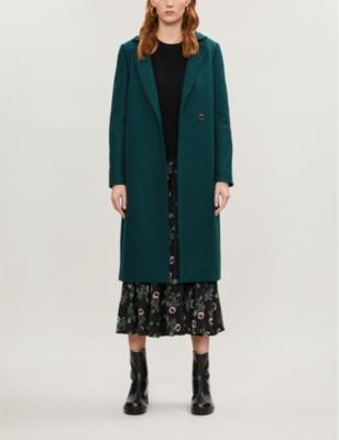 Chelsyy wool coat