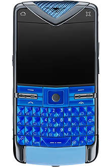 VERTU Constellation Quest Blue mobile phone