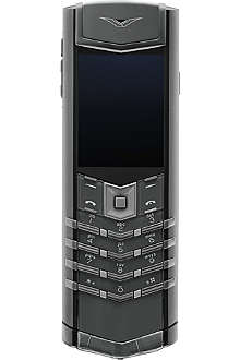 VERTU Signature Zirconium mobile phone