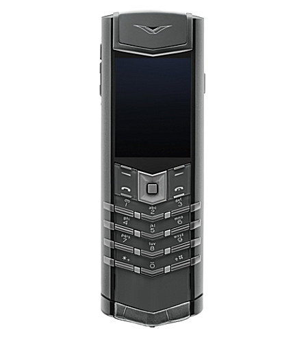 VERTU Signature Zirconium mobile phone (Zirconium