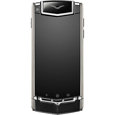 VERTU Ti Black mobile phone (Titanium+black