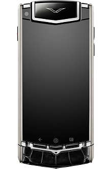 VERTU Ti black alligator mobile phone