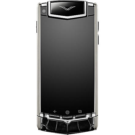 VERTU Ti black alligator mobile phone (Black