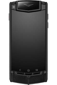 VERTU Ti Pure Black mobile phone