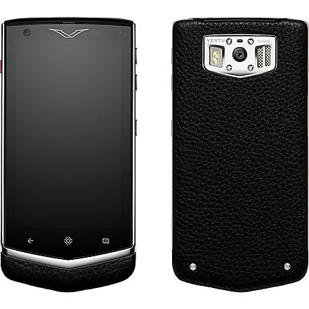 VERTU Constellation black mobile phone (Black