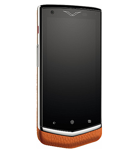 VERTU Constellation orange mobile phone (Orange