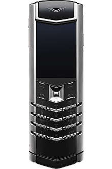 VERTU Signature stainless steel mobile phone