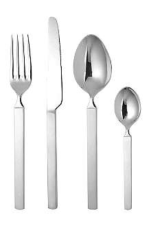 ALESSI Dry 24-piece cutlery set