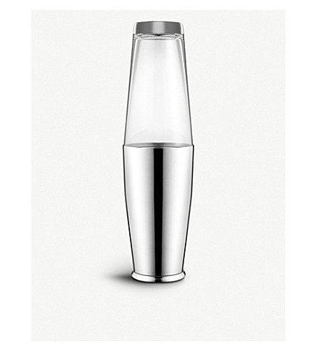 ALESSI Boston cocktail shaker