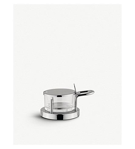 ALESSI Parmesan grater with cheese cellar
