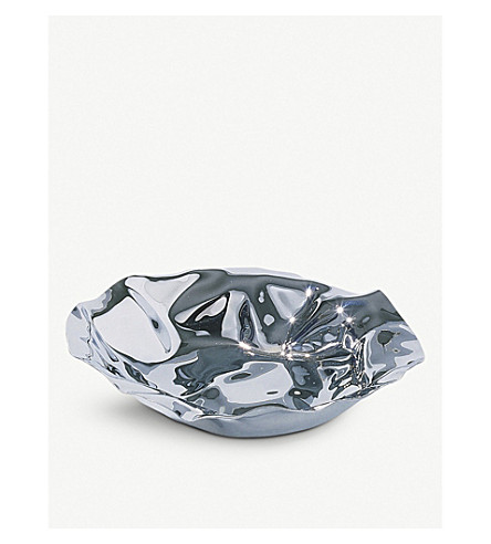 ALESSI Sarrià stainless steel serving dish