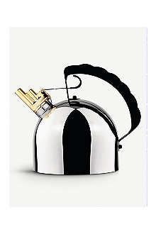ALESSI Kettle with steel bottom 2L