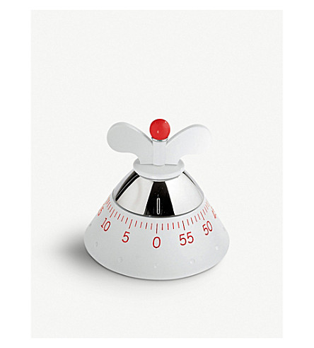 ALESSI Kitchen timer (White