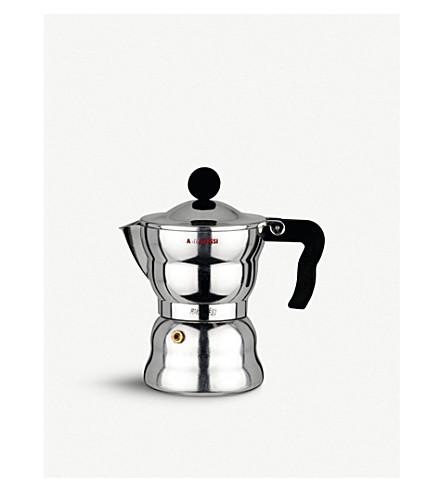 ALESSI 莫卡 Alessi 三杯浓咖啡咖啡制造商