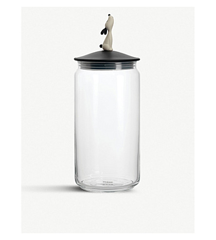 ALESSI Lula dog food jar (Nocolor