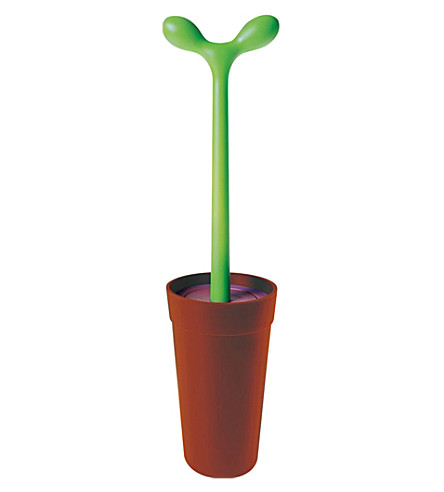 ALESSI Merdolino toilet brush
