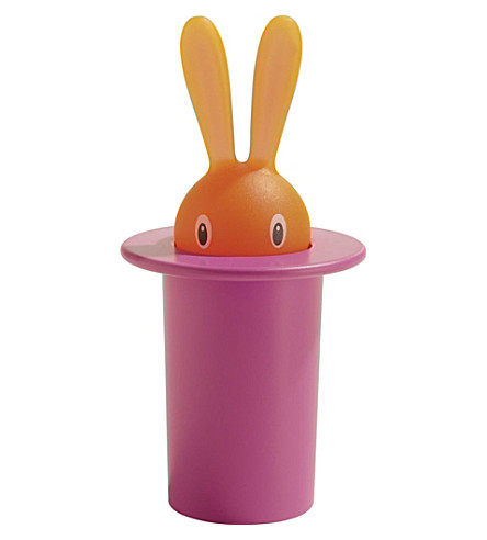 ALESSI Magic Bunny toothpick holder (Pink
