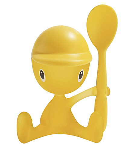 ALESSI Cico egg cup (Yellow