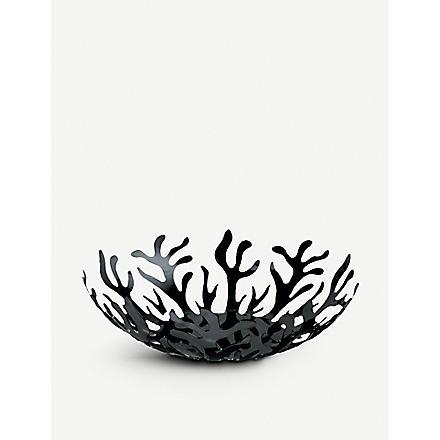 ALESSI Mediterraneo fruit holder (Black