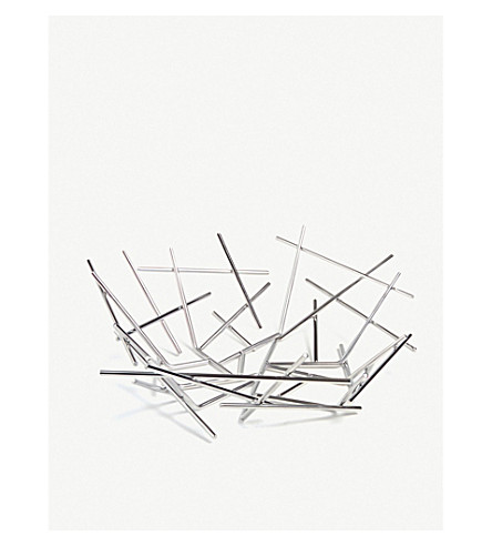 ALESSI Blow Up basket