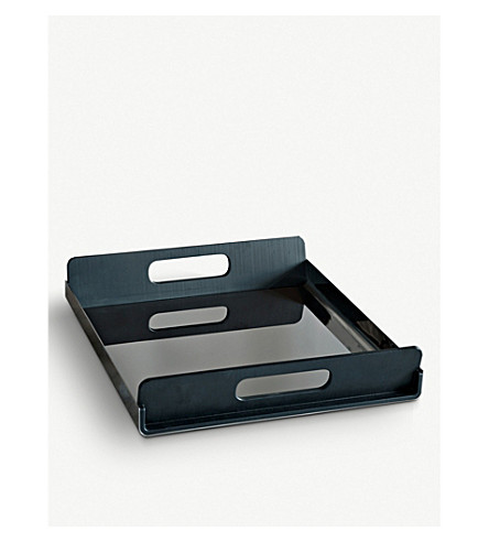 ALESSI Vassily small tray with handles 35cm