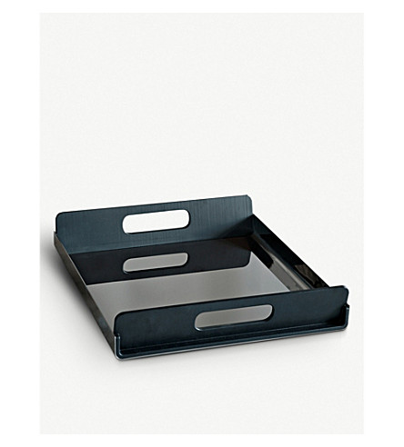 ALESSI Vassily medium tray with handles 45cm